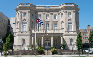 Ambasciata cubana a Washington DC, USA
