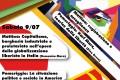 Dall'8 al 10 luglio 2016 formazione politica in Toscana