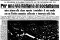 """Convegno """"Il 1956, il Pci e il progetto di una nuova società. La via italiana al socialismo"""""""
