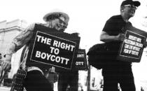 Il diritto di boicottare Israele
