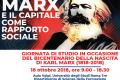 Intervento di Dino Greco alla Giornata di studio in occasione del bicentenario della nascita di Karl Marx (1818-2018)