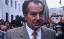 Sergio Garavini: la svolta di Chianciano