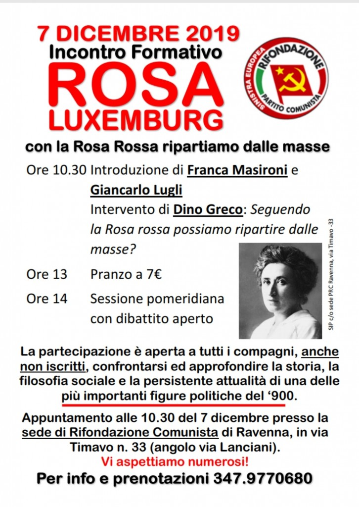 Rosa Luxemburg Ravenna
