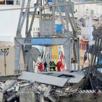 Genova, il porto, il lavoro e i suoi lavoratori