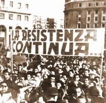 Marcia Forza Nuova, Acerbo (Prc): «Si vieti ogni rigurgito nazifascista»