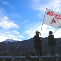Locatelli (Prc): un delirio la proposta di onorificenze ai costruttori della Tav