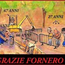 Rsu contro la riforma delle pensioni della Fornero, appuntamento venerdì 20 dicembre a Milano