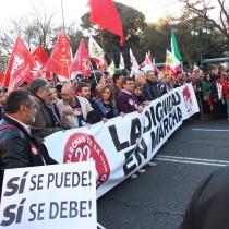 Il Partito della Sinistra Europea si congratula per il successo della Marcia della Dignità di Madrid