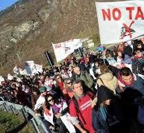 Maxi processo Tav, Ferrero testimone: lacrimogeni su centinaia persone