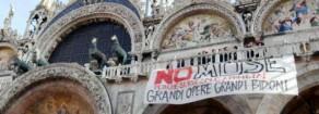 Mose, Prc: «Si giunga presto a determinare responsabilità. Mose opera inutile e dannosa, ora liberare Venezia dalle grandi navi»