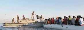 Migranti, Prc: «Chiudere i porti alle navi umanitarie è un crimine»