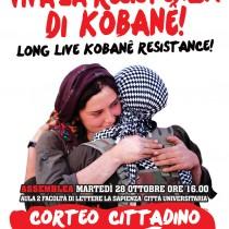1 novembre Giornata di mobilitazione globale a sostegno del popolo curdo
