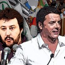 Salvini, il nuovo prodotto dello show bipolarista