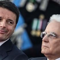 Mattarella: la crisi è finita. Acerbo: «In che Paese vive il Presidente?»