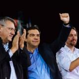 Fiom aderisce a manifestazione nazionale per la Grecia di sabato 14 febbraio