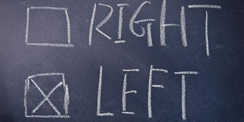 La destra c'è, diamoci una mossa a sinistra