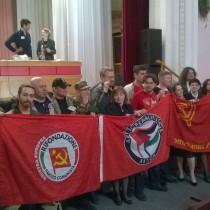 Dai compagni della carovana antifascista di solidarietà con il Donbass