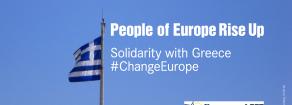 """La Sinistra Europea: """"Congratulazioni al popolo greco per la sua coraggiosa difesa della democrazia"""""""