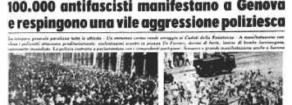 Genova, cinquantacinque anni fa