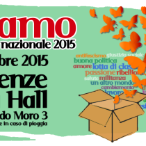 RIPARTIAMO! Il programma della Festa nazionale a Firenze