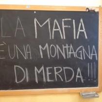 Mafia, Ferrero: «Noi con Libera e don Ciotti, scritte sui muri di Locri sono atto vile»