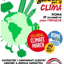 Ambiente, Rifondazione alla Marcia globale per il Clima e verso Cop21