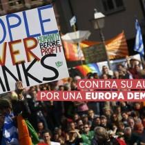 Madrid, Plan B: dichiarazione per una ribellione democratica in Europa