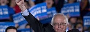 Bernie Sanders sconfigge l'establishment di Hillary Clinton