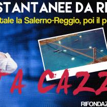 """""""Grandi opere"""", Ferrero: «Tra il ponte sullo Stretto e la Salerno-Reggio non si sa se Renzi faccia ridere o piangere…»"""