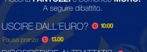"""Seminario """"Uscire da sinistra dal neoliberismo"""", sabato 14 maggio a Roma"""