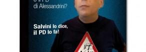 Ruspa democratica: Salvini lo dice, il PD lo fa! Con il plauso di Forza Nuova e del Coisp
