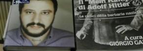 Ministro lega garante difesa confini? Sarebbe una sciagura per l'Italia! Salvini razzista senza morale
