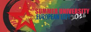Università estiva della Sinistra Europea: iscrizioni fino al 30 giugno
