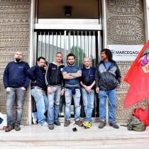 Cassa di solidarietà con gli operai della Marcegaglia: dai il tuo contributo!