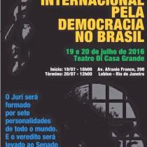Tribunale Internazionale per la Democrazia in Brasile