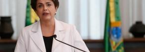 Messaggio della presidente Dilma Rousseff al Senato Federale e al popolo brasiliano