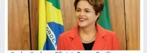 Bernie Sanders sostiene Dilma: impeachment assomiglia a un colpo di Stato