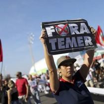 Brasile: il golpe avanza in Senato, la resistenza democratica continuerà