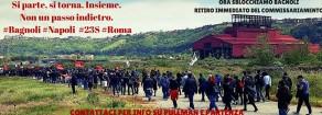 Bagnoli, Forenza: «Domani in piazza a Roma contro il commissariamento»