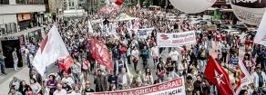 Manifestazioni in tutto il Brasile denunciano le misure di Temer per togliere diritti