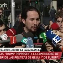 Pablo Iglesias: Trump e il momento populista