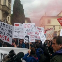 Ferrero: il divieto di manifestare a Firenze è roba da Erdogan