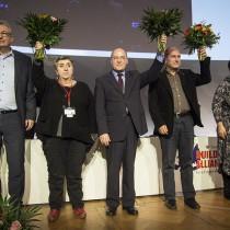 Paolo Ferrero eletto vice presidente della Sinistra Europea