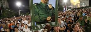 Evo Morales: Viva Fidel!