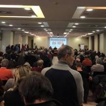 Ricominciamo dal No(i): affollata assemblea a Roma. Il documento conclusivo