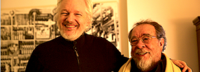 Un pomeriggio con Julian Assange, l'hacker che ha tolto il sonno al governo statunitense