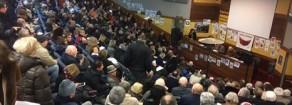 Assemblea nazionale dei comitati per il No. Relazione introduttiva di Domenico Gallo