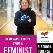 Elezioni presidente Parlamento Europeo, Ferrero: «Grazie a Eleonora Forenza, candidata GUE/NGL, la sola candidata alternativa alla grande coalizione»