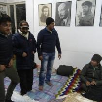 Pordenone: Rifondazione e antirazzisti evitano assideramento richiedenti asilo senza tetto