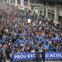 Ada Colau: a Barcellona vogliamo fare di più per accogliere più rifugiati